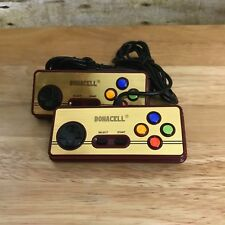 Pair of Bonacell NES/SNES Classic, Wii/Wii U Controllers