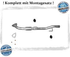 Hosenrohr Seat Ibiza (6L1, 6J5) 1.4 1.6 63/77KW Bj.06-11 Auspuff Montagesatz