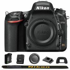 Nikon D750 24.3 MP FX Full HD 1080p Video Digital SLR Camera Body (With WiFi)