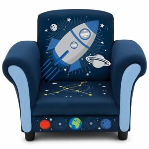 Delta Children Space Adventures Kids Upholstered Chair