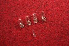 Lampensatz für Grundig Receiver RTV 901  / RTV901 lamps