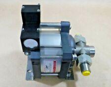 Maximator L Series Air Driven Liquid Pump L60 Ve 163 Ratio 145 Psi 12 Inout