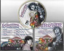 CD PICTURE 12 TITRES DONOVAN THE TROUBADOUR 1998   Prism Leisure – PLATCD 435