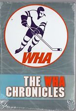 The WHA Chronicles (DVD, 2008, 3-Disc Set)  World Hockey