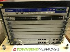 Juniper MX480BASE-AC, 2x RE-S-2000, DPCE-R-40GE-SFP, 4x PWR-MX480-1200-AC