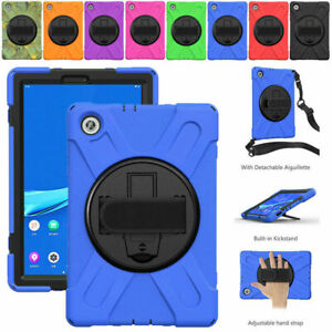 For Lenovo Tab M10 2nd Gen HD TB-X306F/X306X Shockproof Heavy Rugged Case Cover