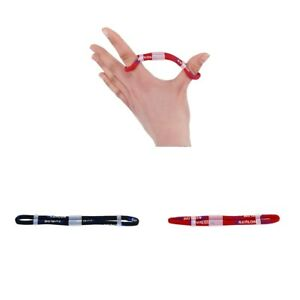 Archery finger wrist strap bow sling for recurve bow