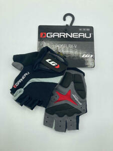 Louis Garneau Men's Biogel RX-V Bike Gloves, Black, X-Small
