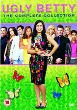 DVD:UGLY BETTY - COMPLETE COLLECTION - SEASONS 1-4 - NEW Region 2 UK