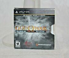 God of War: Ghost of Sparta (Sony PSP, 2010) - UMD + Sleeve