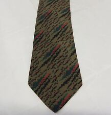 Giorgio Armani Executive  100% Silk Tie Necktie Made in Italy