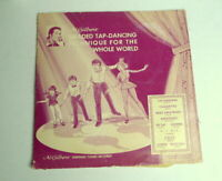 STEPPING TONES AL GILBERT TAP DANCING Pre-School #700 w/instructions