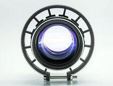 Adjustable Gear Ring Belt for DSLR Follow Focus Belt 80-90mm Flexible black New