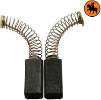 Carbon Brushes for Black & Decker Drill BD308RE - 0.25x0.31x0.63''
