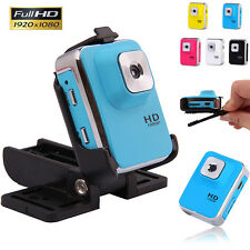 Mini Full HD 1080P DV Sports Action Camera Car DVR Recorder Camera Night Vision