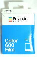 Polaroid - Instant Film (8 Sheets) - White, Open box