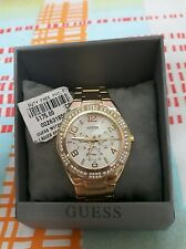BRAND NEW GUESS GOLD-TONE LADIES WATCH
