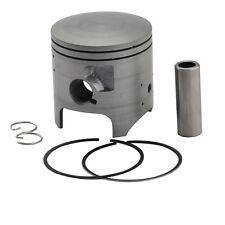 For Kawasaki KDX200 66.5mm  (0.5 oversize) Piston Kit Set Rings Pin Clips