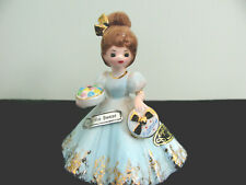 """Vintage Josef Originals Figurine Doll 3-3/4"""" Tall *Sweets To The Sweet*"""
