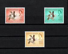 British Guiana - 1961 - Qe Ii - History & Culture Week - Mint - Mnh Set!