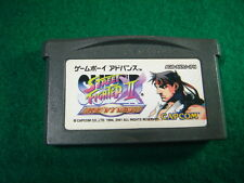 Super Street Fighter II X Revival JAPANESE GAMEBOY Advance CARTRIDGE ONLY