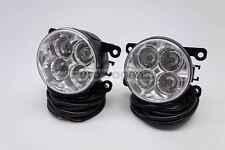 Renault Scenic Twingo Fluence Led Lampen für Nebelscheinwerfer Paar