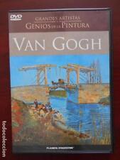 DVD VAN GOGH - GRANDES ARTISTAS Y GENIOS DE LA PINTURA (9W)
