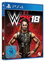 PS4 Spiel WWE 2K18 World Wide Wrestling 2018 NEUWARE