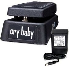 Dunlop GCB95 Crybaby Wah Pedal w/ 9v power supply