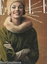 Magazine ELLE N°788 du 9 septembre 1960