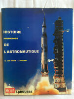 W. Von Braun * Histoire Mondiale de l'Astronautique * Larousse Paris-Match 1968
