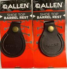 2 Allen Shoe Top Gun Barrel Rest For Skeet And Target Shooting New