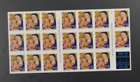 US SCOTT 3176a PANE OF 20 SEASONS GREETINGS STAMPS 32 CENT FACE MNH