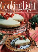 COOKING LIGHT 1994 COOKBOOK Hardcover Book Recipes Food & Fitness Healthy Meals