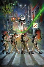 "028 Ghostbusters - Ghost Hunter Adventure Suspense Movie 24""x36"" Poster"