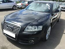 2011 AUDI A6 AVANT 2.0 TDI 170BHP S-LINE SPECIAL EDITION, MEGA MILES,LEATHER NAV