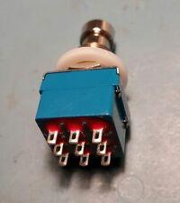 True Bypass interruttore a pedale 3PDT