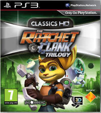The Ratchet & Clank Trilogy: Classics HD (Sony PlayStation 3, 2012) - European