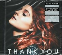 Meghan Trainor Thank You (2016) CD Limited Edition Deluxe Version Gift Idea NEW