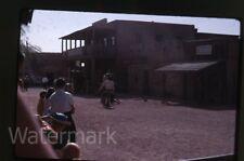 1967 kodachrome Photo slide Old Tucson  movie studio  Arizona