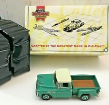 Matchbox Collectibles 1957 Chevrolet Pick-up Truck YRS05/SA W BOX GREEN TOY