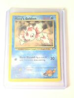 MISTY'S GOLDEEN - Gym Heroes  - 30/132 - Rare - Pokemon Card - EXC/NM