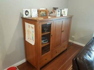 Solid wood TV Cabinet or Display unit.