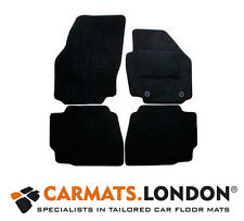Ford Mondeo Estate 2010 - 2014 Tailored Car Floor Mats Complete Set Black (Oval)