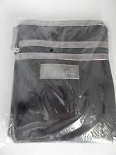NEW/UNOPENED Cookie Lee Black Purse Cosmetic Accessory Bag Purse - NICE!!
