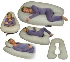 "Leachco Back ""N Belly Contoured Body Pillow, Pre-owned"