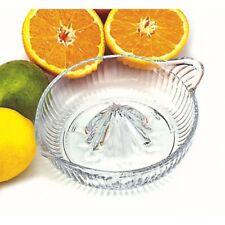 Norpro 5207 Glass Citrus Juicer - 2 Cup - Oranges Lemons Limes