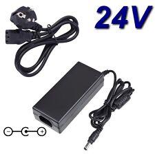 Adaptateur Secteur Alimentation Chargeur 24V pour TV LED Téléviseur LG 19LE3300