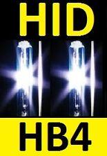 HB4 9006 1pr 35W 55W 70W HID Globes Bulbs - 2 yr warranty Melbourne seller