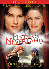 Finding Neverland (Full Screen Edition) DVD, Ian Hart,Luke Spill,Nick Roud,Joe P